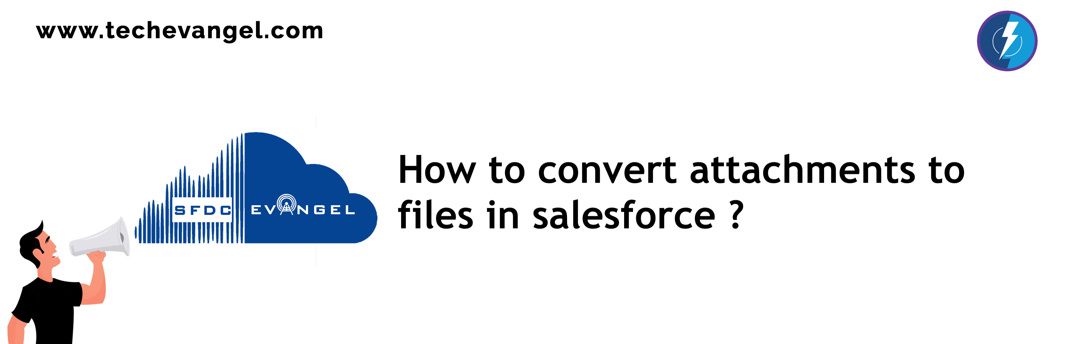 How to convert attachments to files in salesforce ? – Tech Evangel